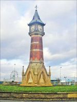 Skegness-Clock